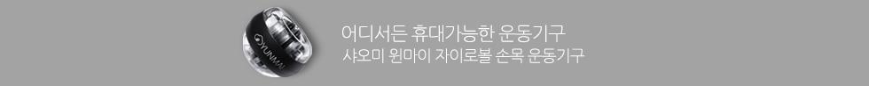 샤오미 미지아 윈마이 자이로볼 손목 운동기구