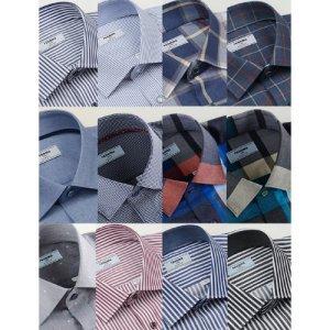 [AK평택점]고급양말증정[레노마셔츠]패턴 긴소매셔츠 16종택1 RKFSG0030BU