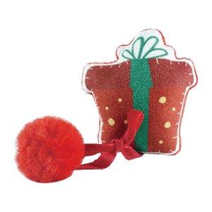 아미캐롤 크리스마스 고양이 장난감 선물 (AT2718)