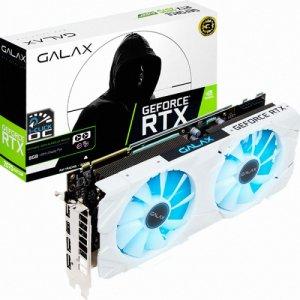 갤럭시 GALAX RTX 2070 SUPER EX WHITE OC D6 8GB