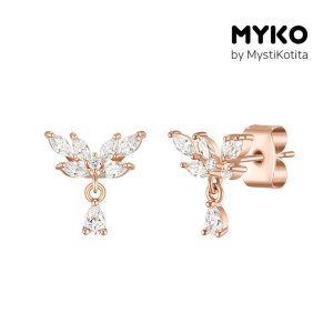 [미코주얼리] 14k 핀 버씨드 귀걸이 MK3EI16