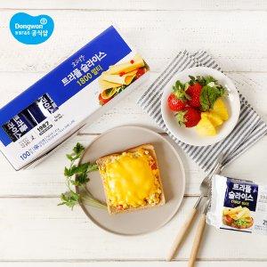 소와나무 트리플 슬라이스 치즈 100매 x 2개/총200매