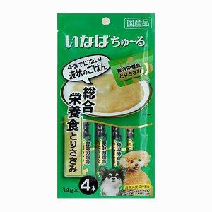 이나바 강아지 츄르 종합영양식 닭가슴살(D-105) 14gx4개입