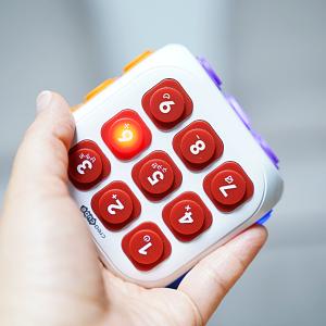 구구단큐브 : 기초수학학습용 스마트 IoT 교구