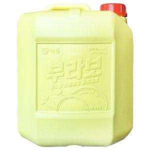 애경 부라보 주방세제 12kg/대용량 업소용 리필용