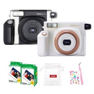 인스탁스 와이드300 즉석카메라+필름40장+감성키트