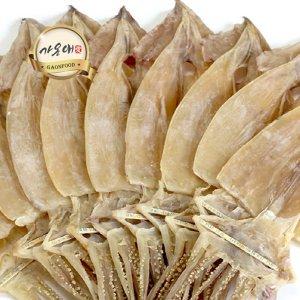 [수산쿠폰20%] [가온애] 동해안 당일바리 해풍건조 오징어 10마리 특