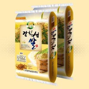 2020년 햅쌀 강화섬쌀 쌀20kg(10kg 2포)