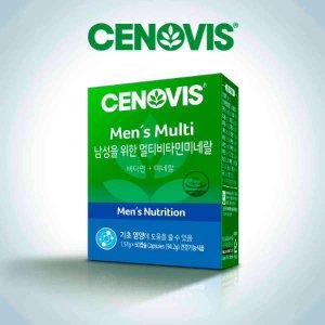 [현대백화점 미아점] [세노비스] 남성 멀티비타민 (60C)