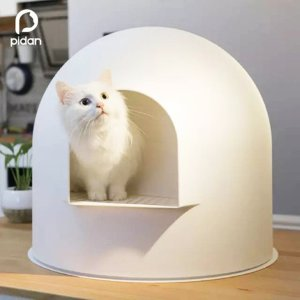 피단 스튜디오 이글루 고양이 화장실