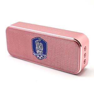 [티켓MD샵][대한축구협회] 블루투스 스피커(Pink)