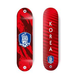 스케이트보드 데크 2형