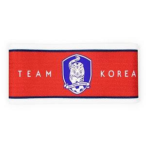 (재입고예정) 주장완장 a형 Team Korea (Red)
