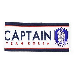 (재입고예정) 주장완장 b형 Captain (White)