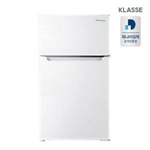 위니아전자 85L 2도어 냉장고 사무실 원룸 FR-B093SW