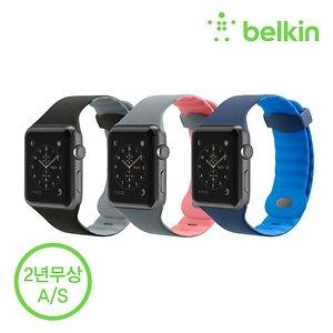 벨킨 애플워치 Apple Watch 스포츠 손목밴드 F8W729bt