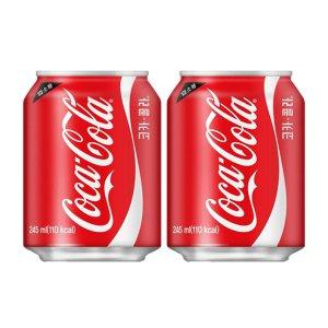 코카콜라 245ml 48개 스터비