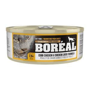 보레알 치킨&치킨간 캔 80g