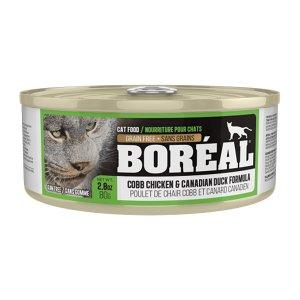 보레알 치킨&오리 캔 80g