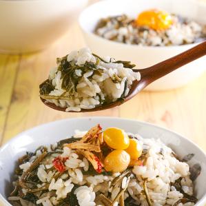 맨밥에 비벼먹는 곤드레등 4종 /  윤영근의  착한나물
