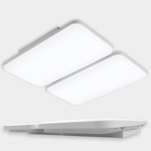 LED 거실등 100W 뉴템 주광색