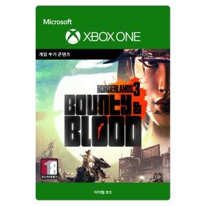 보더랜드3 피의 현상금 추가컨텐츠 Xbox Digital Code