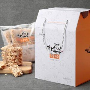 하효맘 감귤과즐 선물세트(240gx5팩) 제주간식
