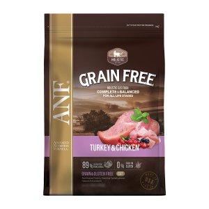 [유통기한 2021-11-07] ANF 캣 홀리스틱 그레인프리 칠면조 치킨 2.72kg
