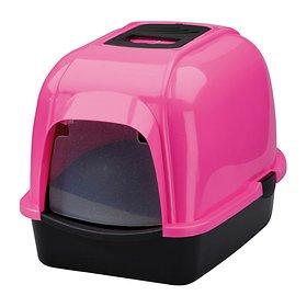 유로펫 베르니나 이클립스 화장실 핑크블랙