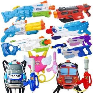 2020 여름 물놀이 인기 아이템 파워 물총 성인 어린이