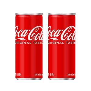 (본사직영) 코카콜라 250ml캔 30입