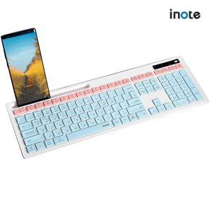 아이노트 K708RB 블루투스5.0 멀티페어링 무선 키보드