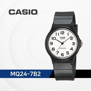 카시오 CASIO MQ-24-7B2 무소음손목시계 수능시계