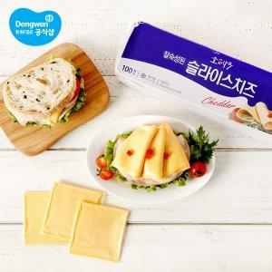 소와나무 슬라이스Ⅱ 치즈 1.8Kg x 2개(총200장)