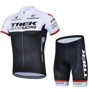 TREK 라이딩 트랙슈트 자전거복 여름 상하세트