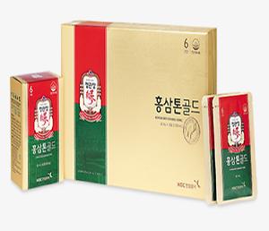 (쇼핑백 무료) B 한국인삼공사 정관장 홍삼톤골드 40ml x 30포