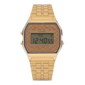 카시오(CASIO) 시계 A159WGEA-9ADF 디지털 커플시계