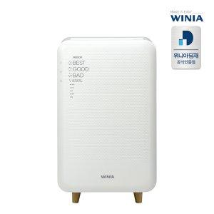 위니아 공기청정기 EPA14C0BEW 47.5㎡ 퓨어화이트
