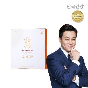 안국 루테인 미니100 180캡슐 선물세트 +쇼핑백