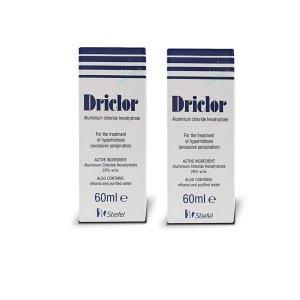 [해외]드리클로 땀냄새 억제 트리트먼트 60ml X 2팩
