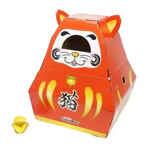 캐티맨 행운 고양이 박스