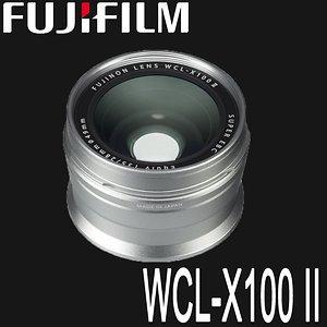 정품 후지필름 WCL-X100 II 광각컨버터 렌즈 X100F용