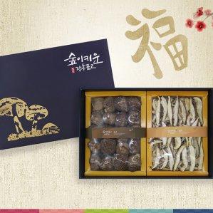 장흥표고버섯 선물세트 동고 혼합특선