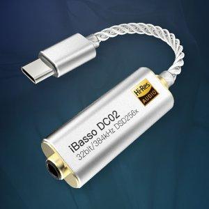 iBasso DC01 DC02  스마트폰 타입C DAC AK4490