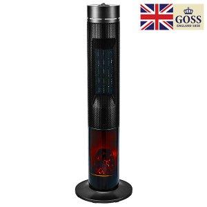 (고스) 플레임 원통형 PTC 히터 GSP-2308FB