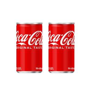 코카콜라 190ml캔 60입(2*30)