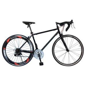 700C 트로이D 알루미늄60mm이중림 21단 로드자전거
