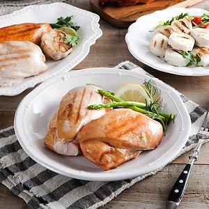 국내산 냉장 닭가슴살 훈제맛,무염1kg