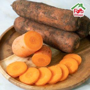 [농할쿠폰20%] 아삭아삭 싱싱한 제주 햇 흙당근  5kg /10kg