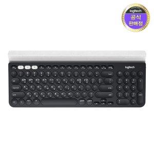 로지텍코리아 K780 멀티 블루투스 키보드/포스트잇